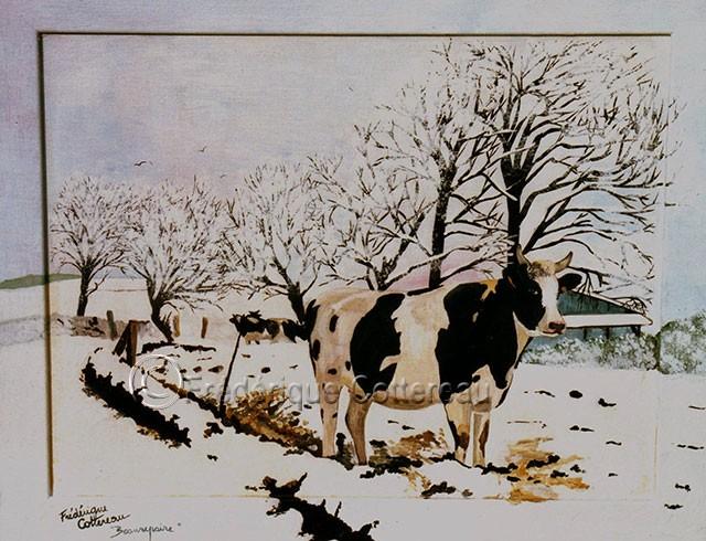 Quel temps de vache !